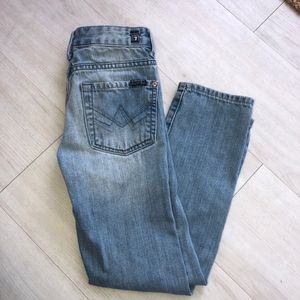 7 for all mankind slimmy jeans 8